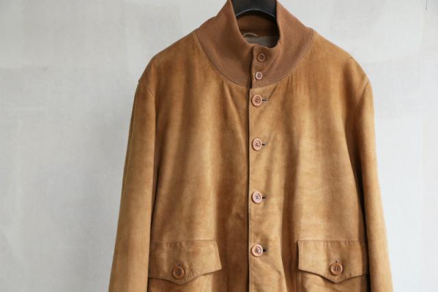 Italian leather jacket (2)